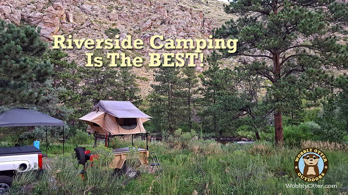 Ansel Watrous Campground, Roosevelt National Forest, Colorado