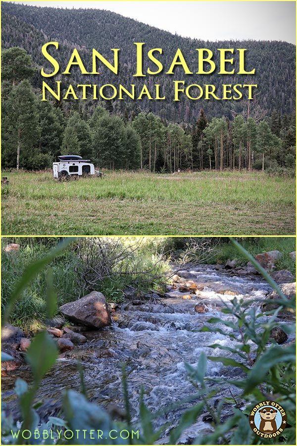 san isabel national forest pinterest