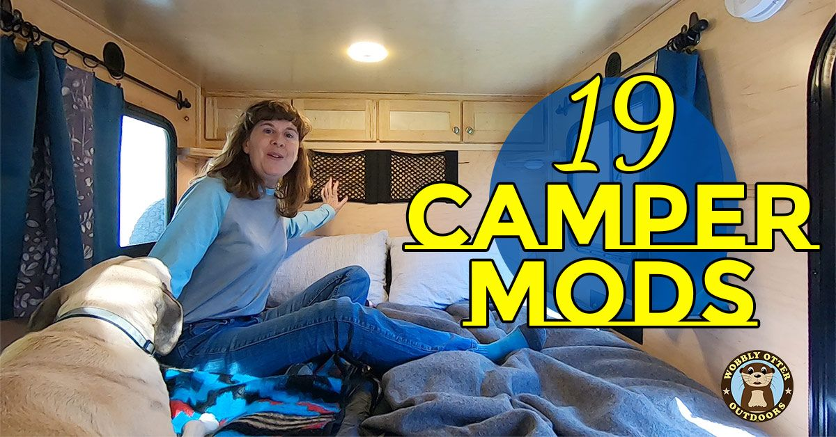 19 Camper Mods