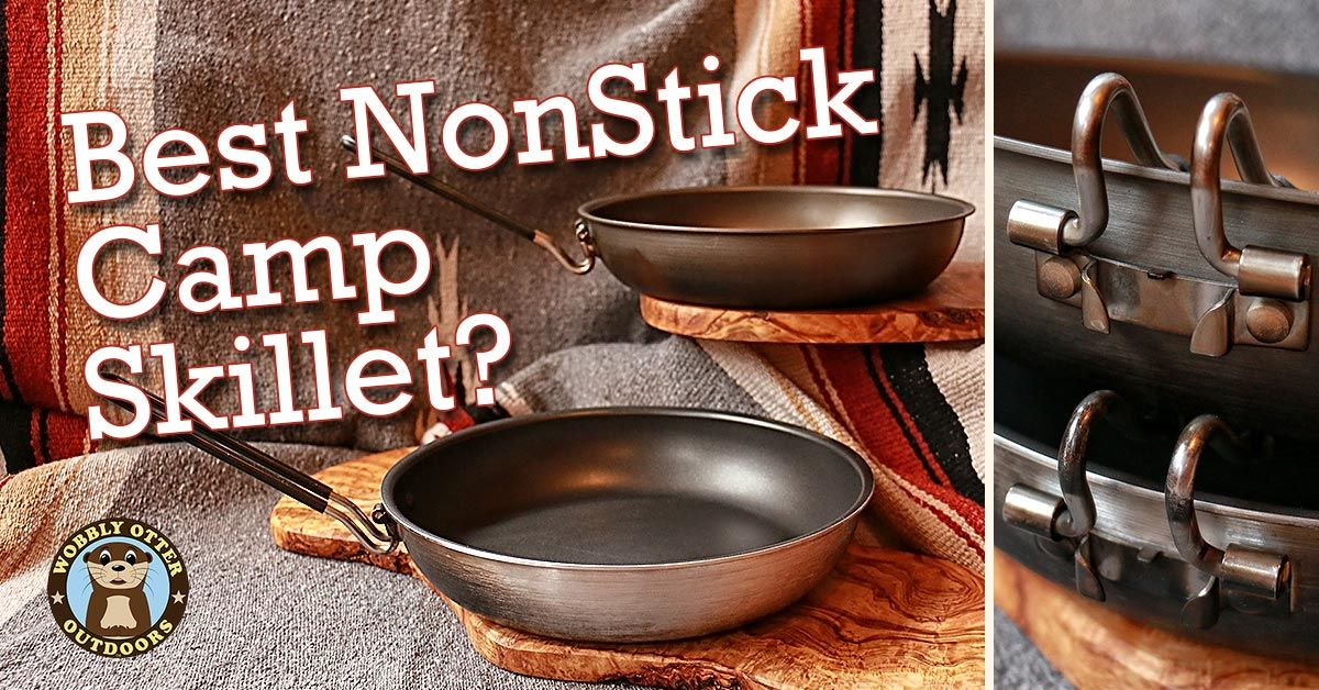 Review & Compare GSI Outdoors Pinnacle & Bugaboo Frypans