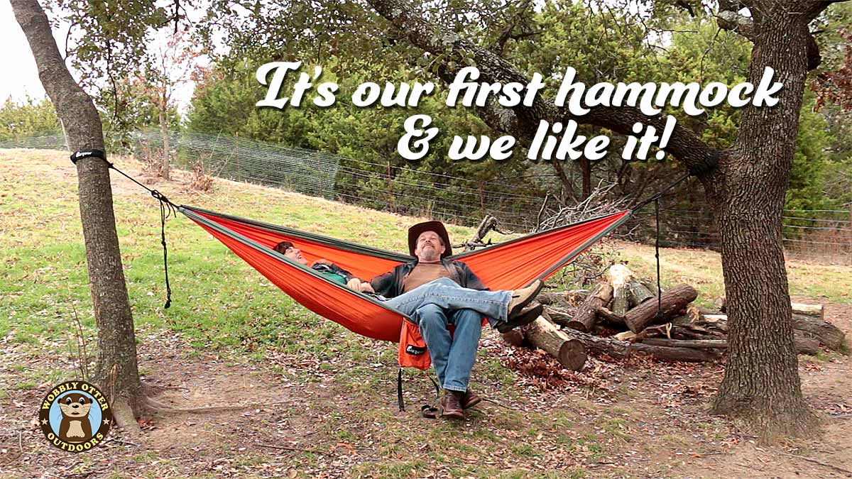 Bisgear Double Hammock Review Feb 2017