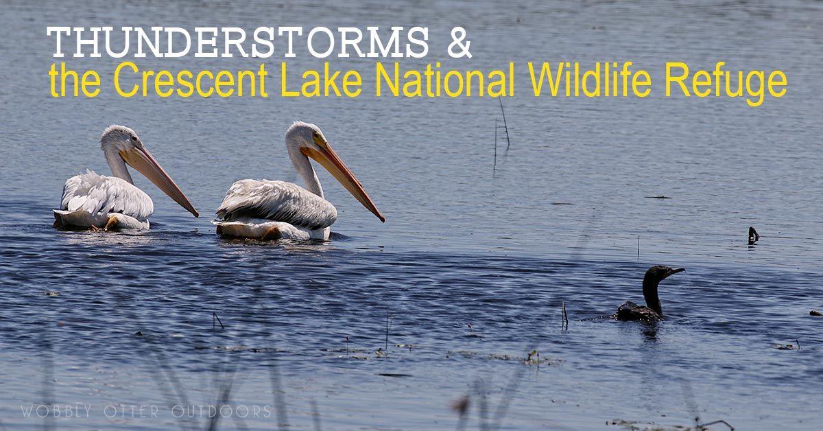 Nebraska's Crescent Lake National Wildlife Refuge