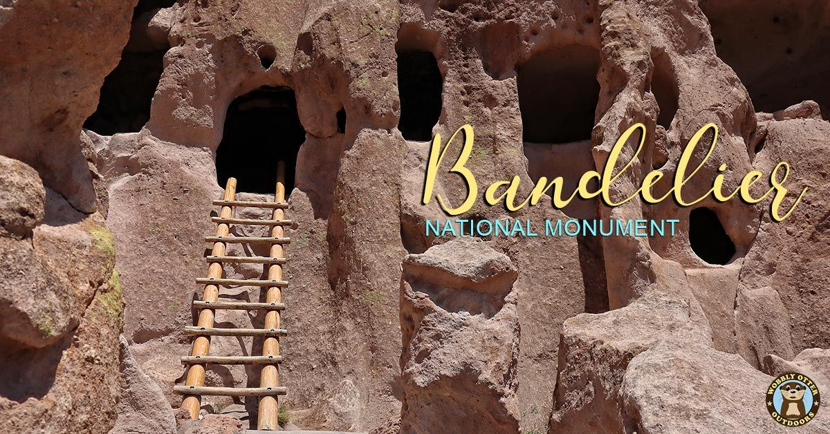 Bandelier National Monument in New Mexico
