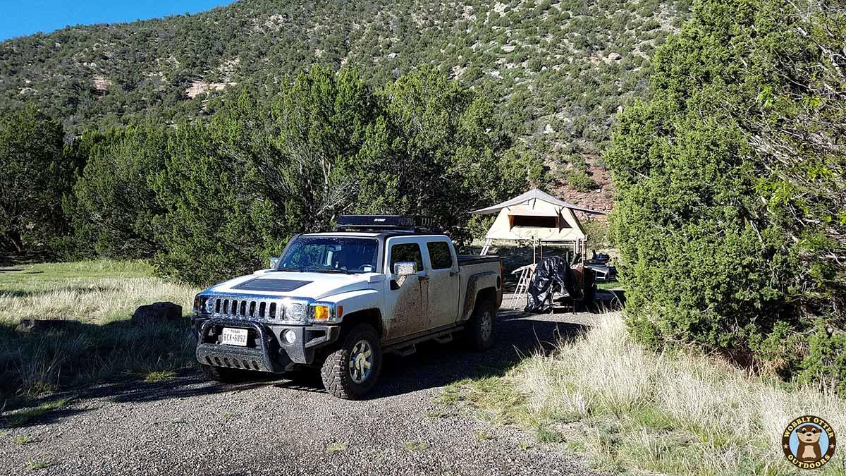 Camp at Canyon Mills