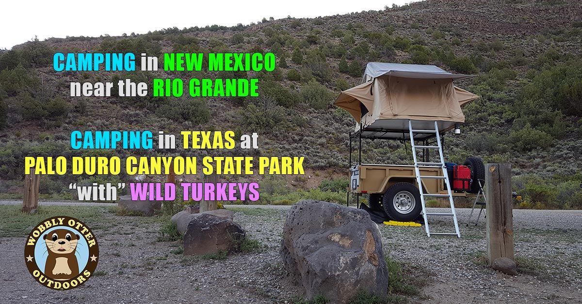 020 camp site in Rio Pueblo CG Orilla Verde Rec Area vlog w