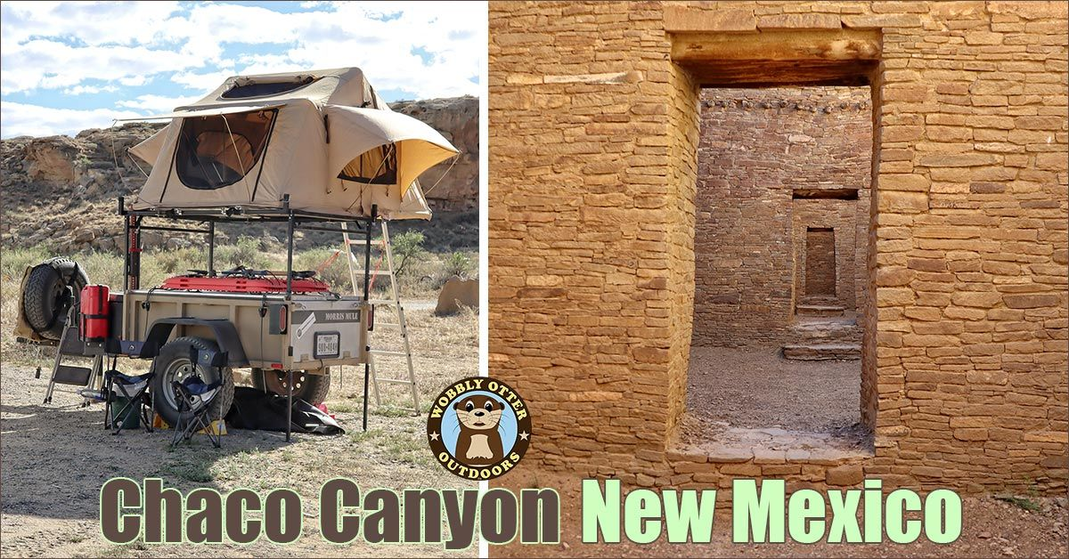 Chaco Canyon - Chaco Culture National Historical Park