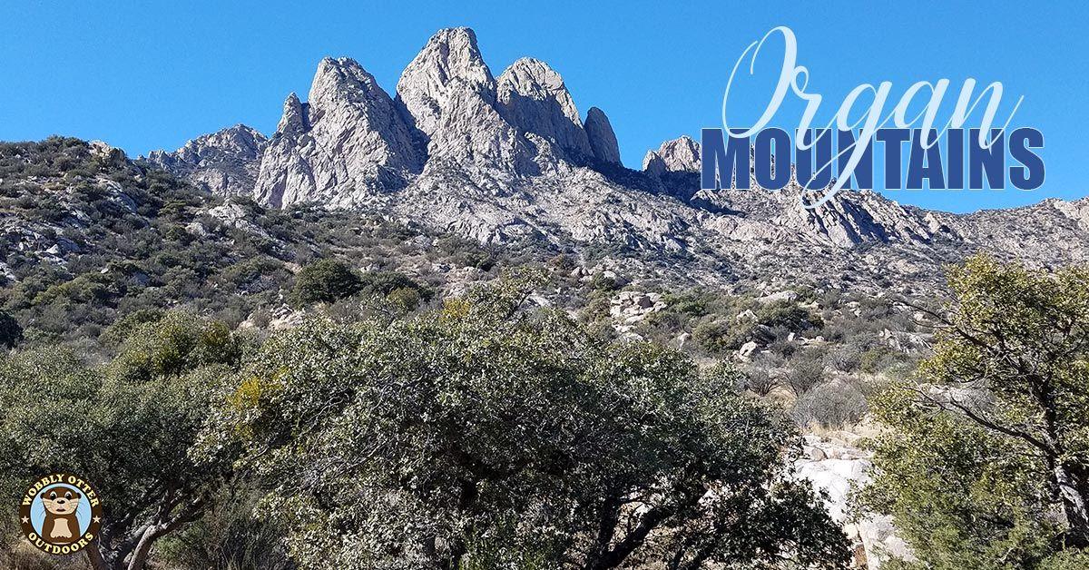 Organ Mountains - Dog Ears - New Mexico