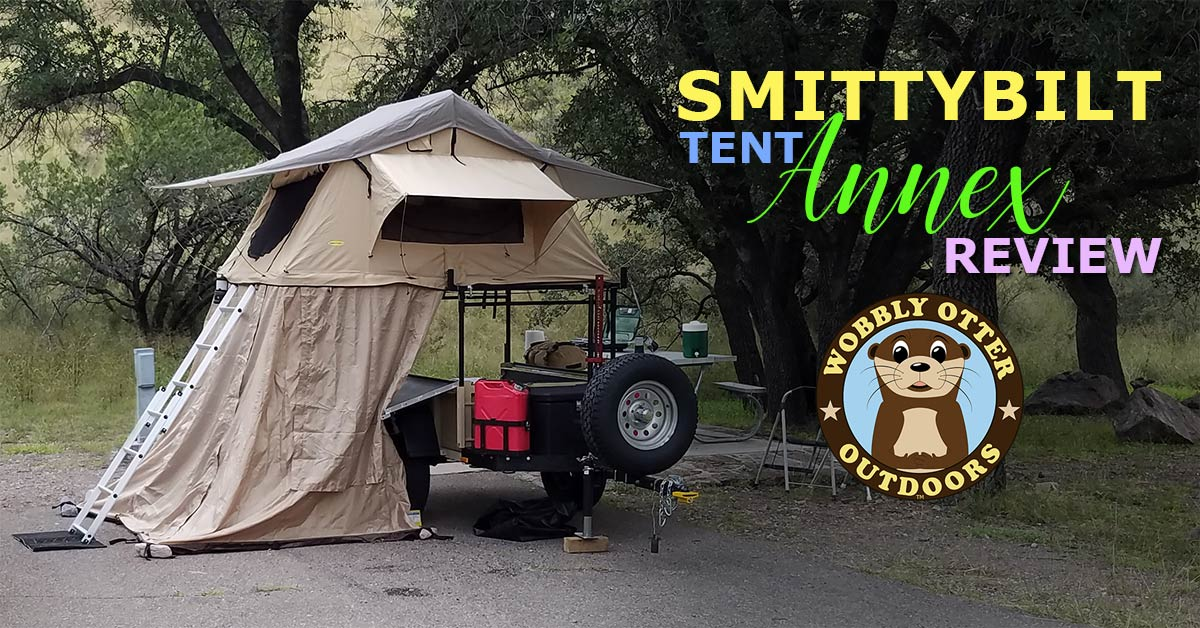 Smittybilt Tent Annex, Part #2788