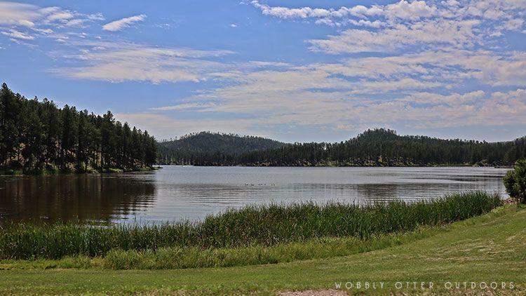 Stockade Lake, Custer State Park